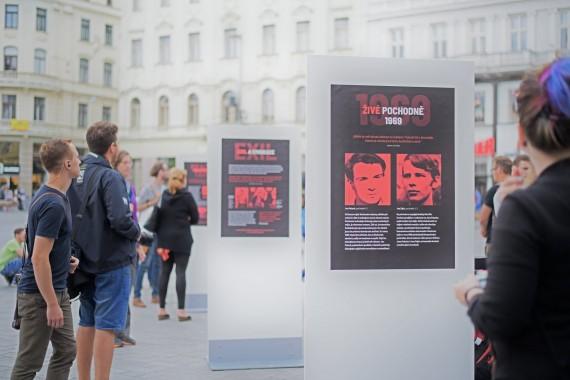 Náměstí Svobody Foto: Společně Brno