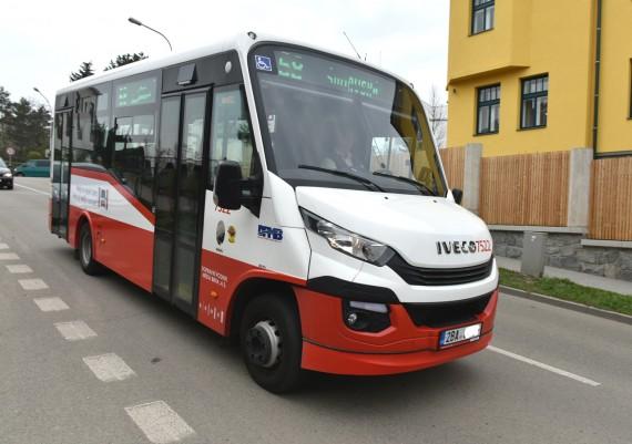 Minibus Foto: MMB