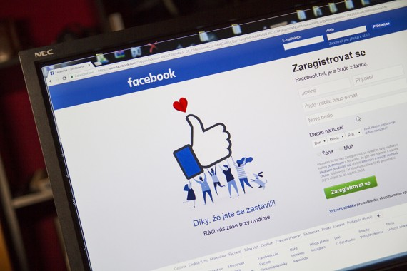 Žena si s podvodníkem dopisovala přes internet Foto: Centrum news/ Tomáš Varga