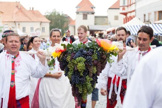Pálavské vinobraní odstartuje již příští týden Foto: Pálavské vinobraní