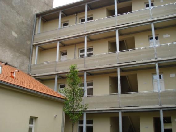 Dům na Bratislavské Foto: MMB