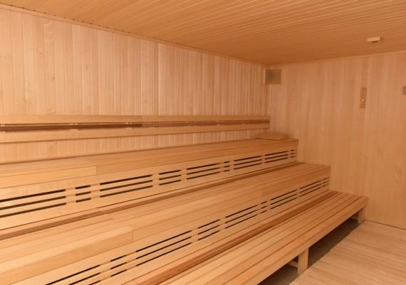 Otevírá se saunový areál v bazénu za Lužánkami Foto: MMB