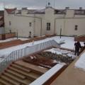 Dosud nepřístupné části teras se otevřou v dubnu Foto. MMB