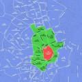 Mapa nového rezidentního parkování Foto: MMB