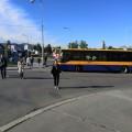 Řidiči autobusu mnohdy neberou ohled na chodce Foto: Centrum news