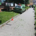 Nehoda Foto: PČR JMK