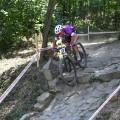 Mistrovství Evropy v jízdě na horském kole Foto: MMB