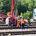 Fotografie z nehody Foto: PČR JMK