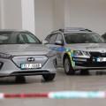 Nová policejní auta     Foto: pčr