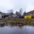 Chátrající vojenský areál vulici Lerchova    Foto: KAM