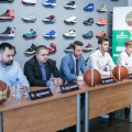 Tisková konference Foto: mmcité1 Basket Brno