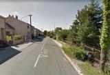 Ulice V Rejích Foto. Google maps