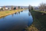 Řeka Jihlava v Ivančicích Foto: Centrum news
