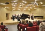 Koncertní sál Foto: MMB