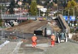 Most bude možné projetve směru odPisárek i odBystrce. Foto: MMB