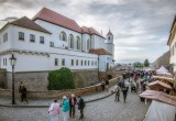 Hrad Špilberk se ocitne v 17. století Foto: Archiv Muzea města Brna