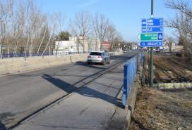 Most na Brněnské Foto: Město Hodonín