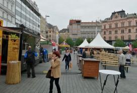 Pivní festival na náměstí Svobody Foto: Centrum news